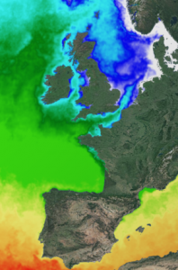 Eumetsat short course - the temperature of the sea surface