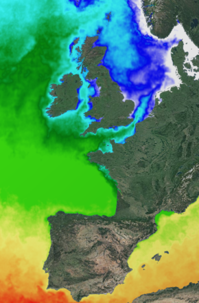 EUMETSAT Short course – The temperature of the sea surface